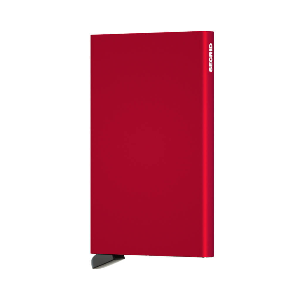 Secrid Cardprotector Kaarthouder Red-0