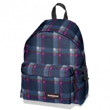 Eastpak Padded Pak'R Checked Pink-0