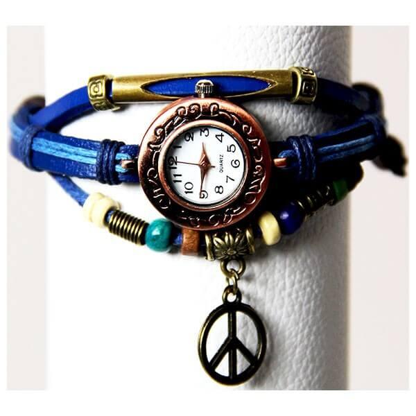 Medley Horloge Donkerblauw 342001-0