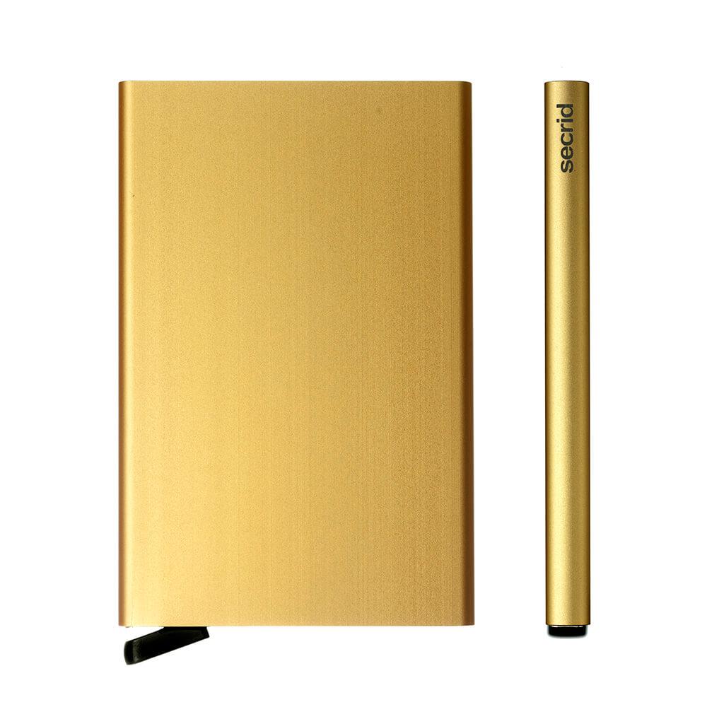 Secrid Cardprotector Kaarthouder Gold-3123