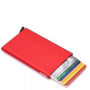 Secrid Cardprotector Kaarthouder Red-3127