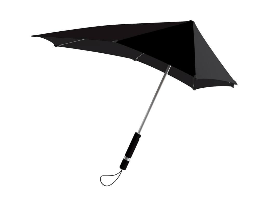Senz Original Stormparaplu Pure Black-0