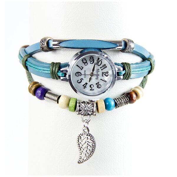 Medley Horloge Petrol Blauw 342018-0