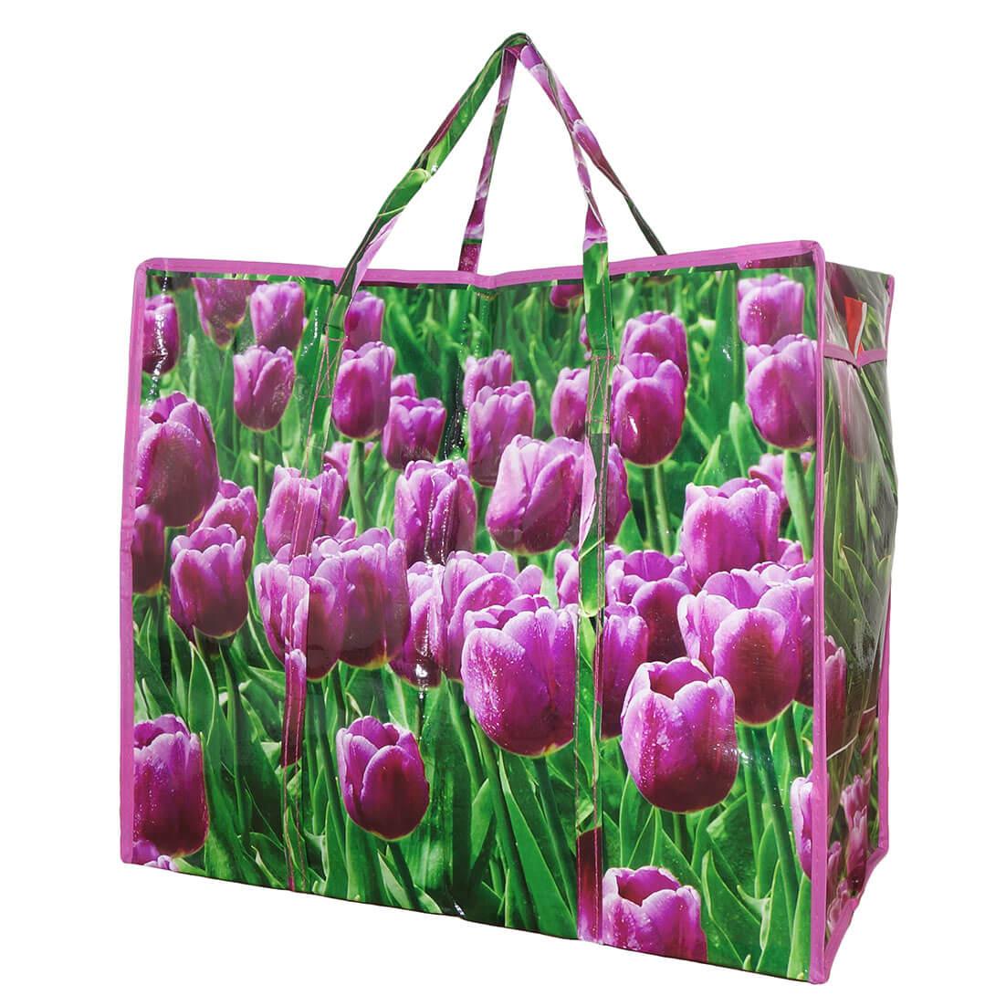 boodschappentas tulpen, boodschappentassen, boodschappentassen kopen