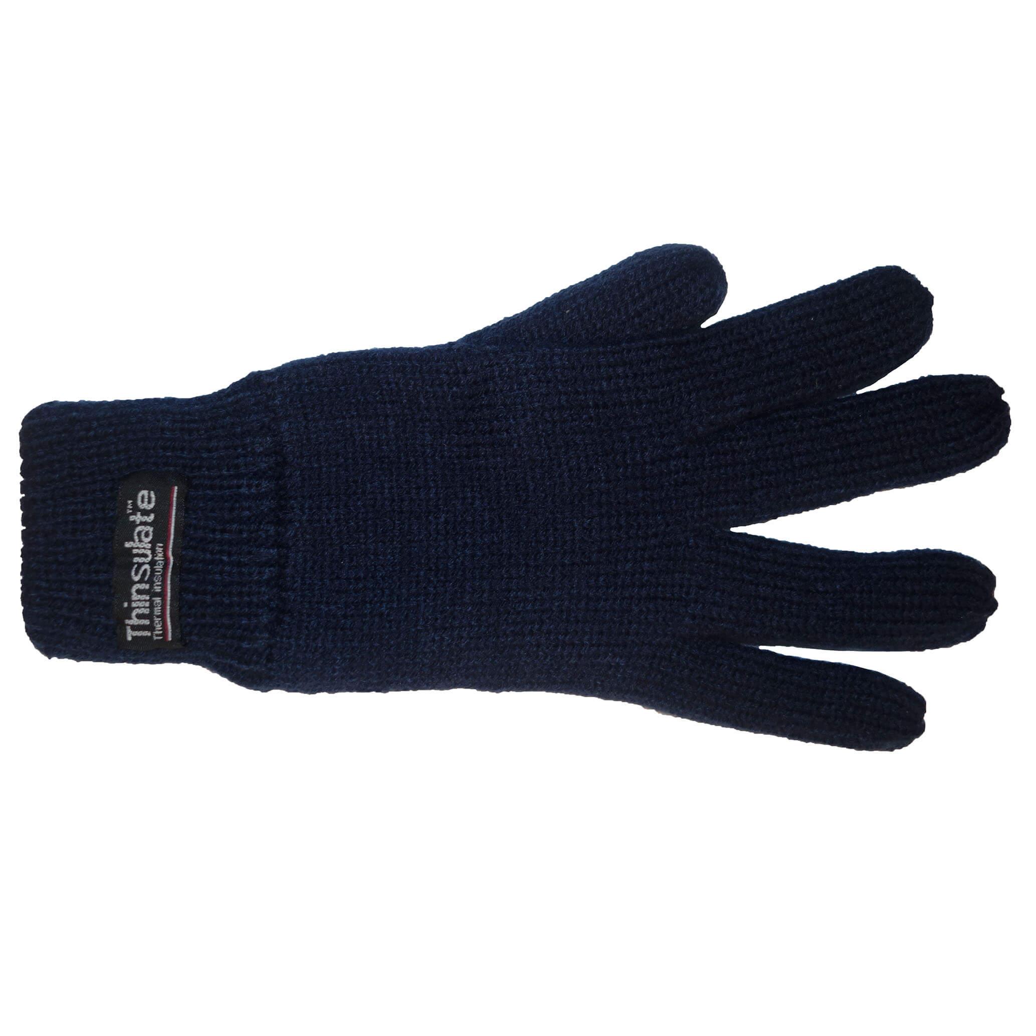 Thinsulate Handschoenen Blauw XXL-0