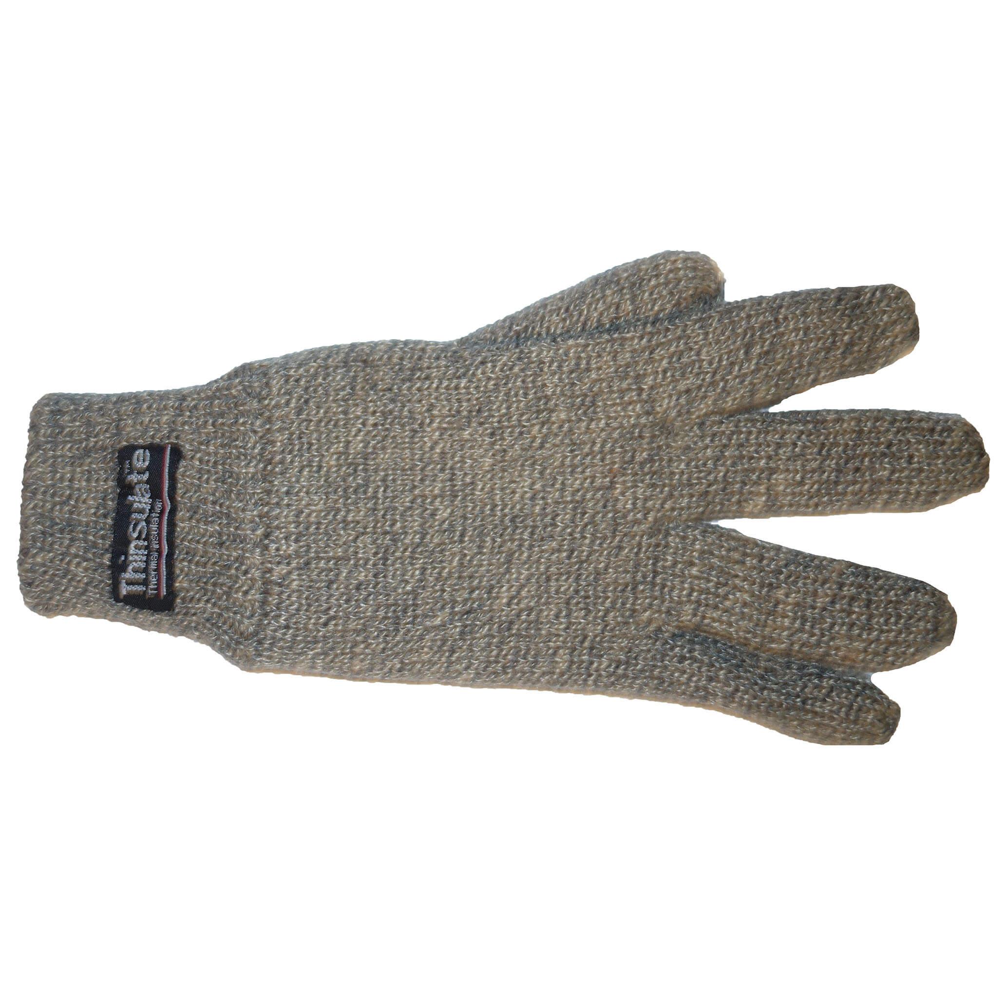 Thinsulate Handschoenen Gemêleerd Groen/Beige XXL-0