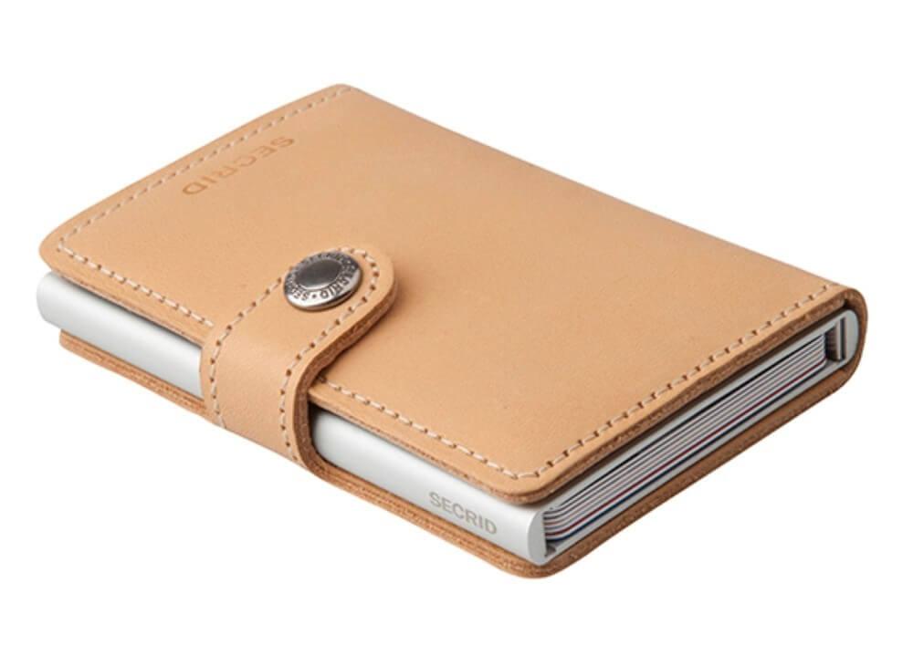Secrid Mini Wallet Portemonnee Natural-8354