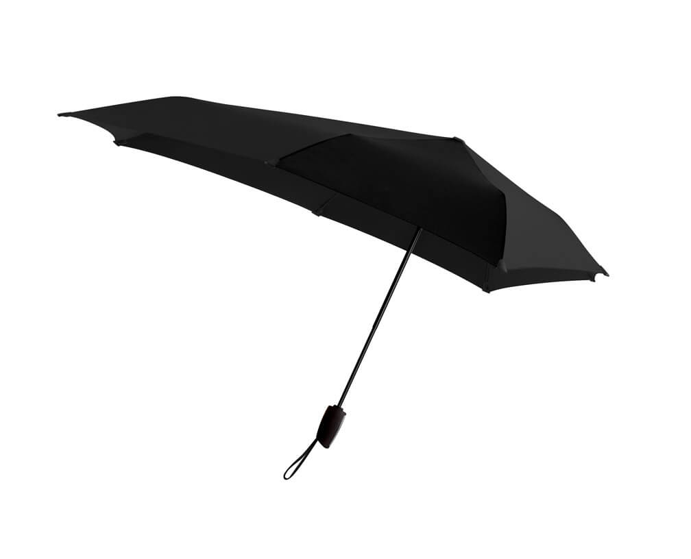 Senz Automatic Stormparaplu Pure Black-0