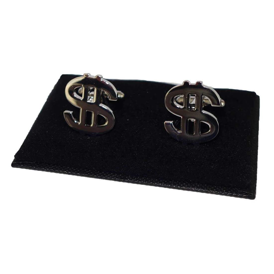 Manchetknopen Dollar-0