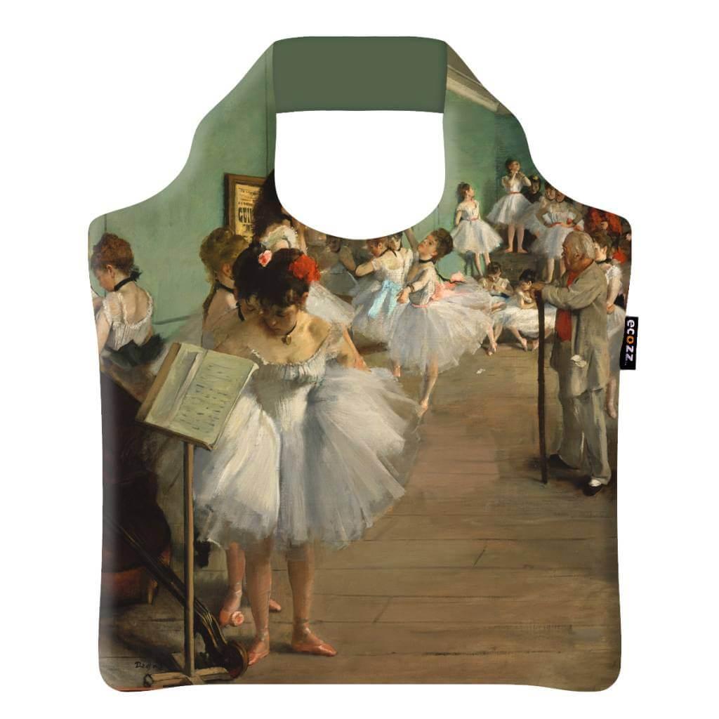Ecozz Draagtas The Dance Class-0