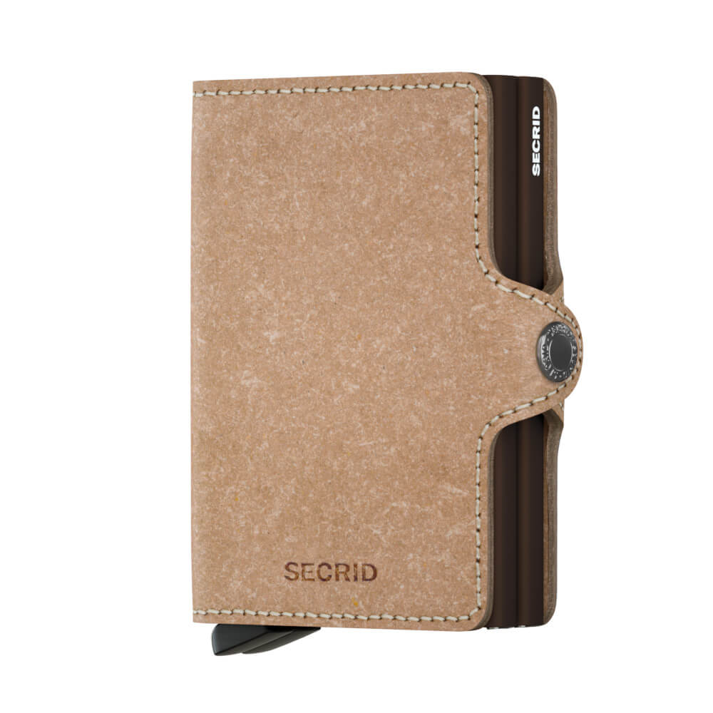 Secrid Twin Wallet Portemonnee Recycled Natural-0