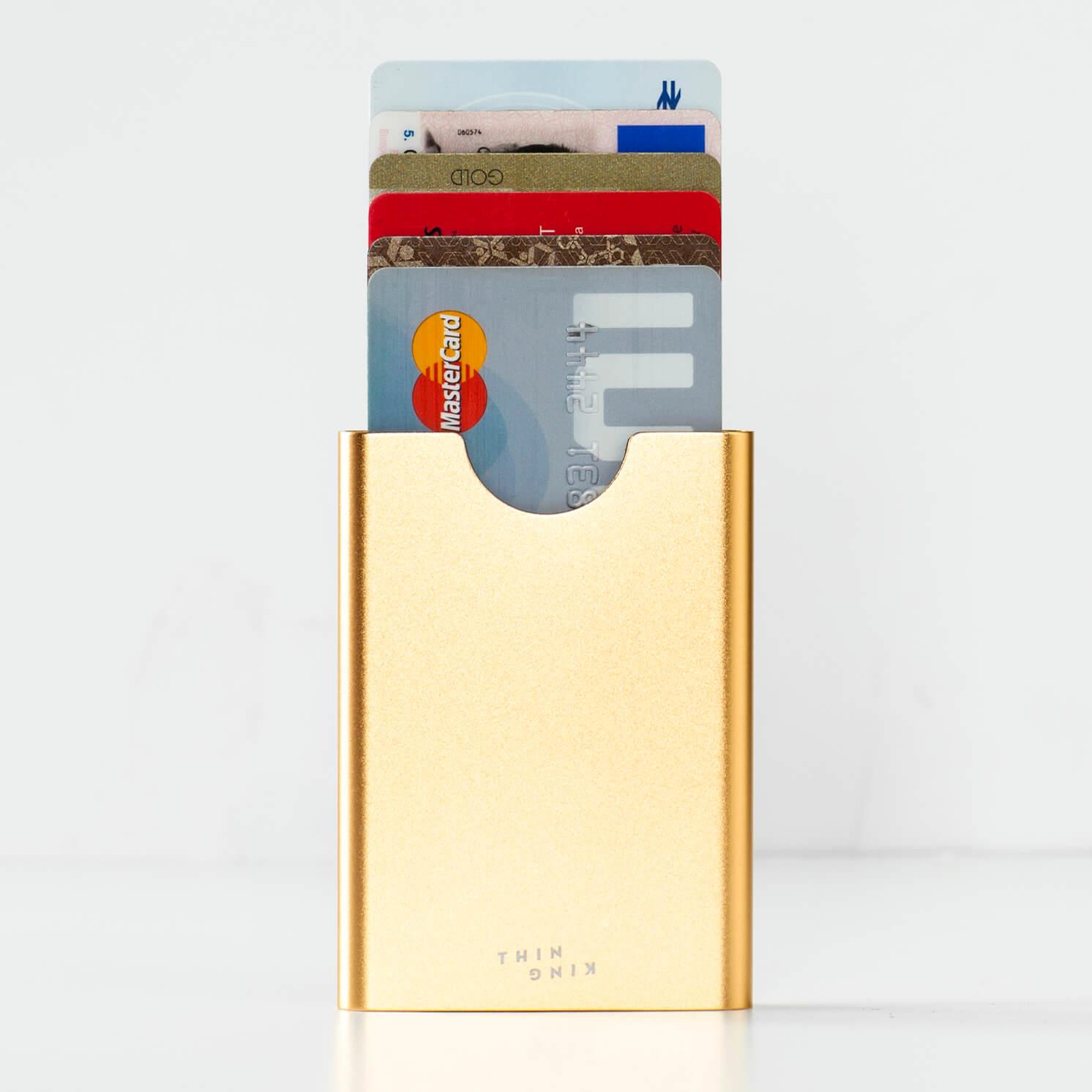 Mince Roi Champagne Cas De Carte Gordito XFGeFybUz
