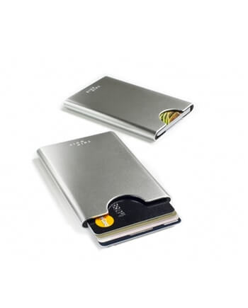 Thin King Gordito Card Case Zilver-0