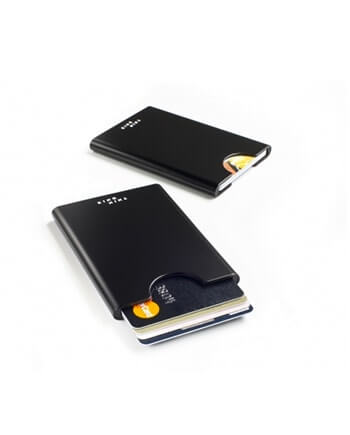 Thin King Gordito Card Case Zwart-12130