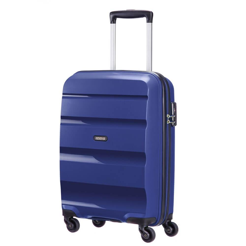 American Tourister Handbagage Koffer Bon Air Spinner S Strict Midnight Navy-0