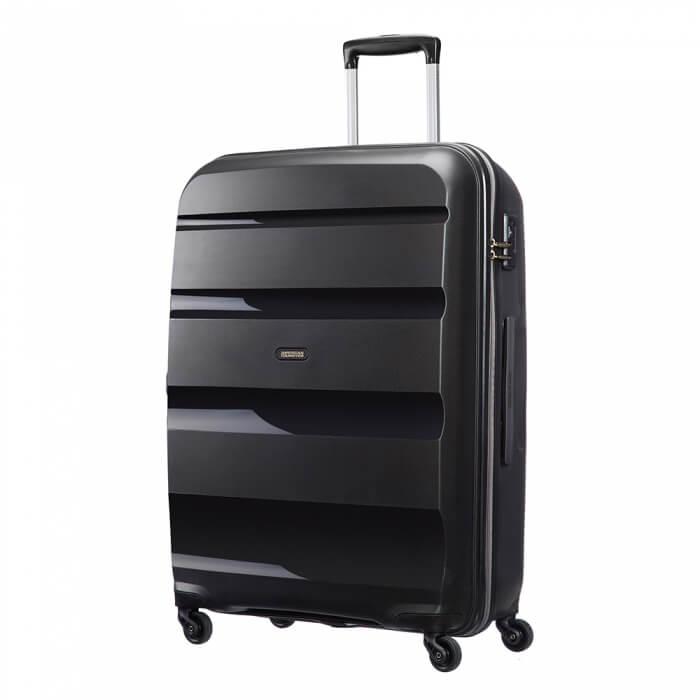 American Tourister Koffer Bon Air Spinner L Black-14402
