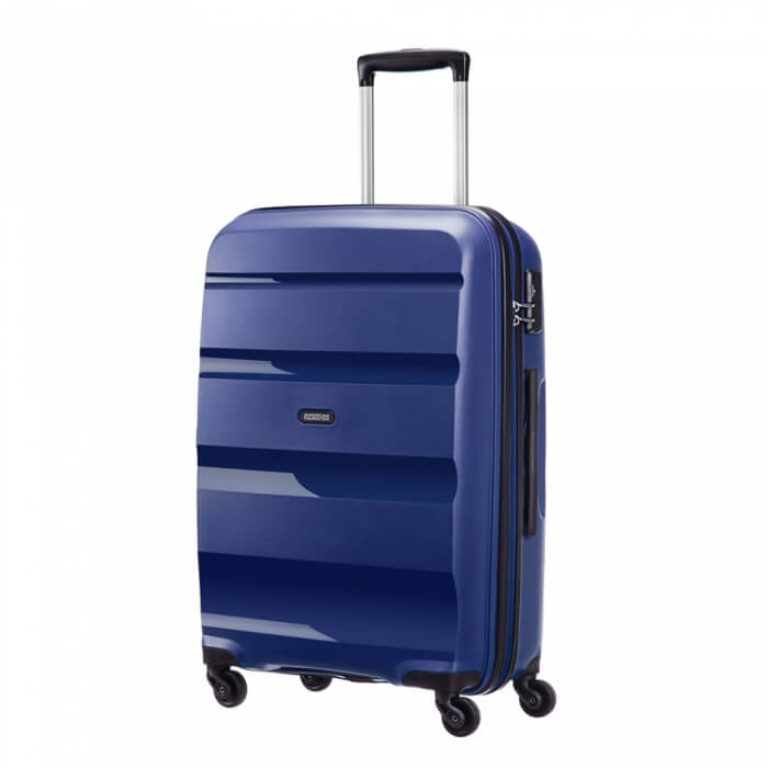 American Tourister Koffer Bon Air Spinner M Midnight Navy-0
