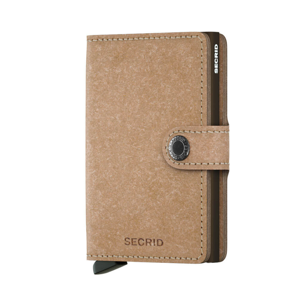 Secrid Mini Wallet Portemonnee Recycled Natural-14258