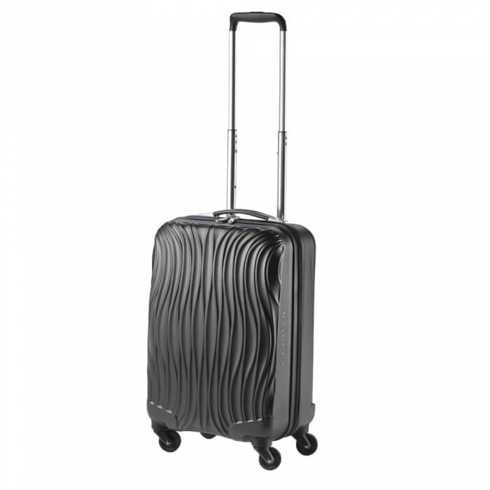 CarryOn Handbagage Koffer 55 Wave Antraciet-14725