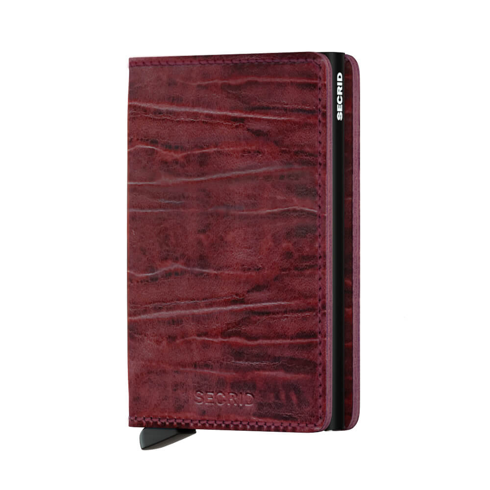 Secrid Slim Wallet Dutch Martin Bordeaux-14990