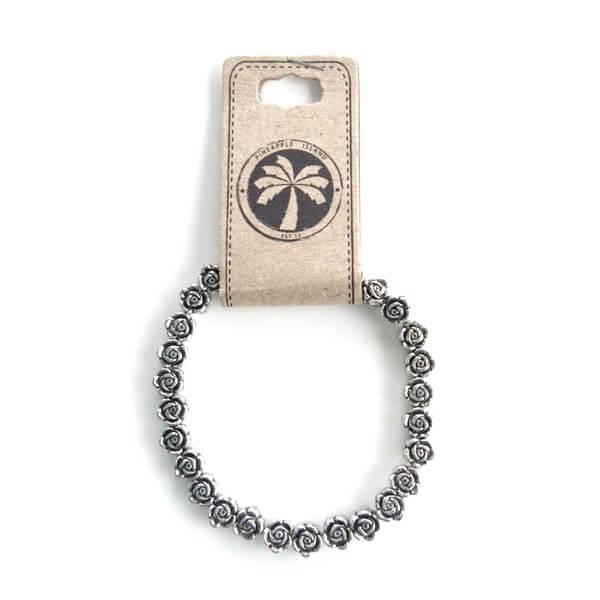 Pineapple Island Armband met Bloemmotief-15589