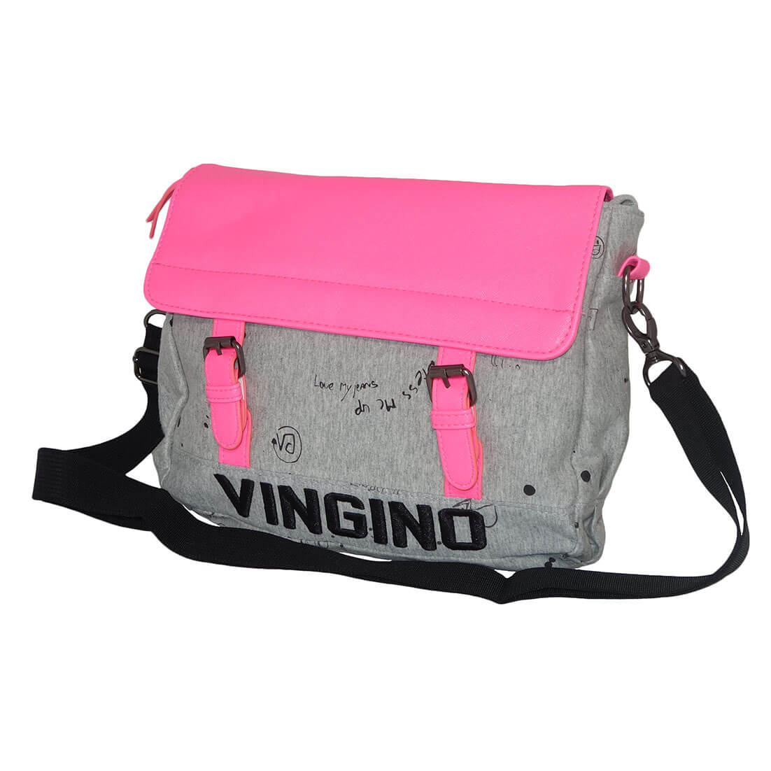 Vingino Schoudertas Velika Bag Grey Mele-0