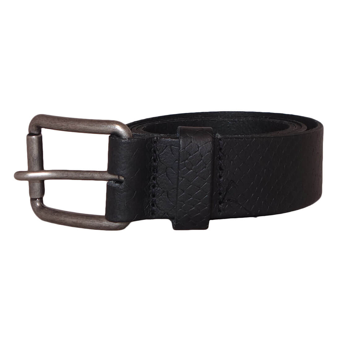 Mountain Belt Snake Riem Zwart 95-0