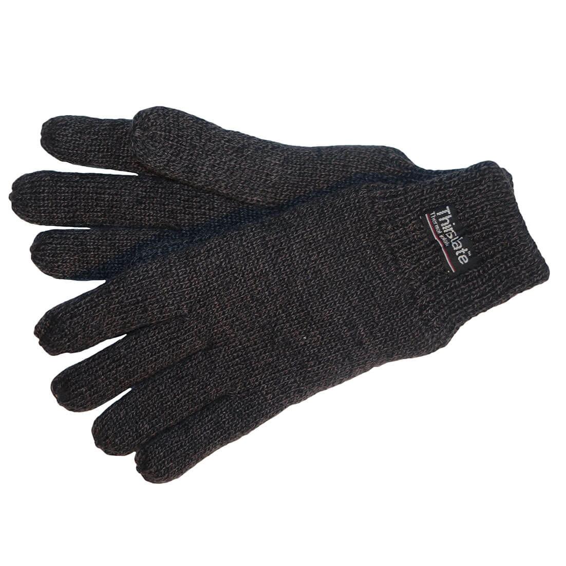 Thinsulate Handschoenen Donker Grijs L/XL-0