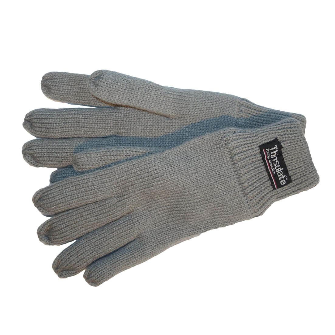 Thinsulate Handschoenen Grijs S/M-0