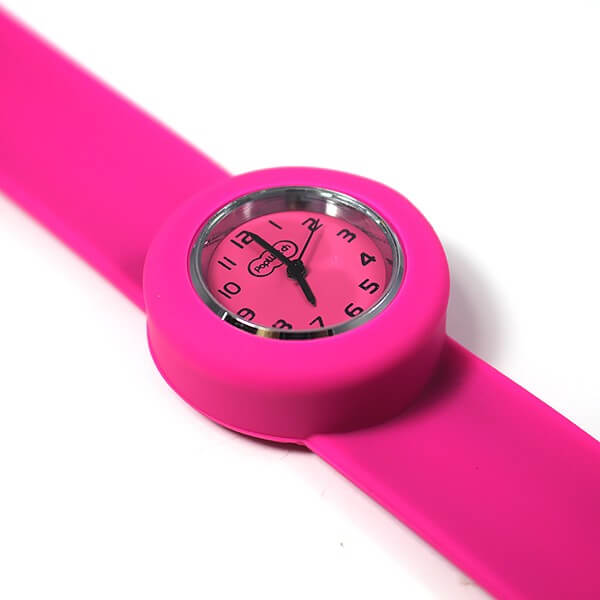 Pop Watch Horloge Fuchsia-0
