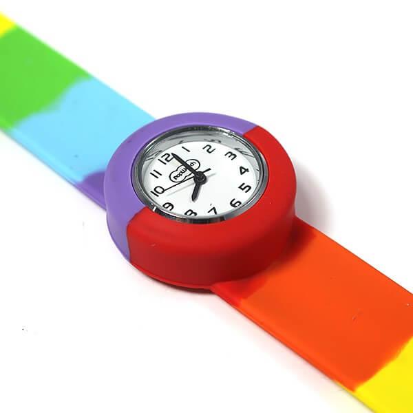 Pop Watch Horloge Regenboog Kleuren-0