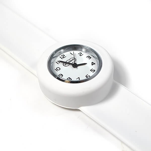 Pop Watch Horloge Wit-0