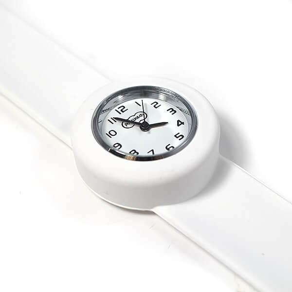 Pop Watch Horloge Wit-0