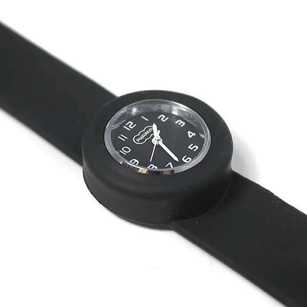 Pop Watch Horloge Zwart-0