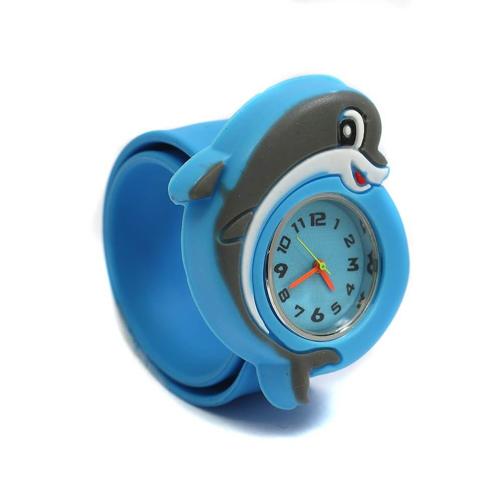 Pop Watch Kinderhorloge Dolfijn-0