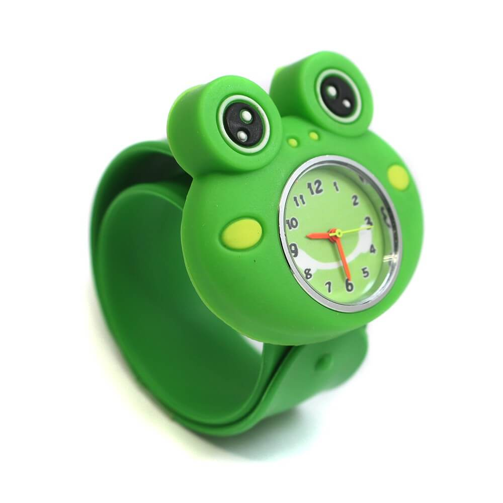 Pop Watch Kinderhorloge Kikker-0