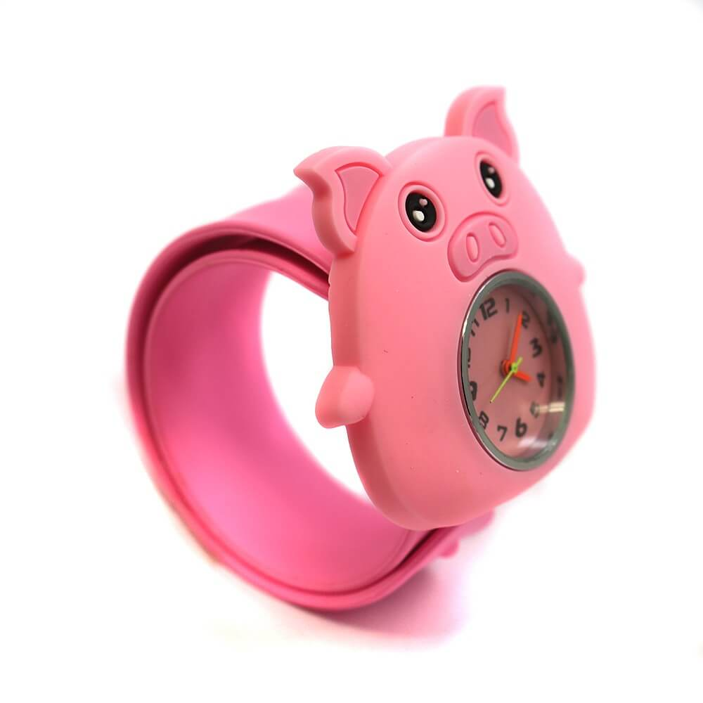 Pop Watch Kinderhorloge Varken-0