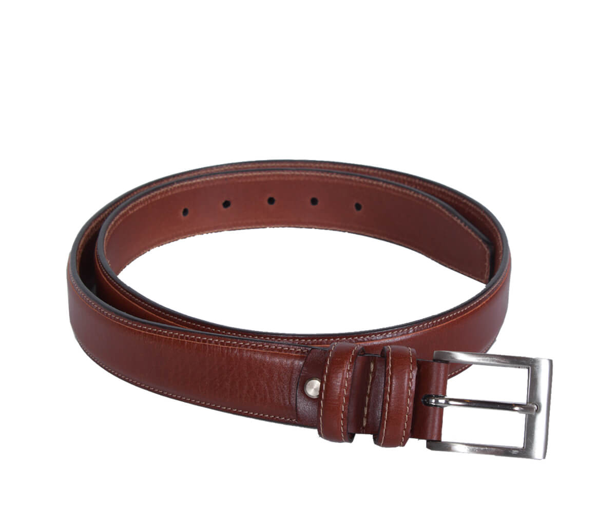 Chesterfield Riem Brandon Cow Leather Cognac 120-0