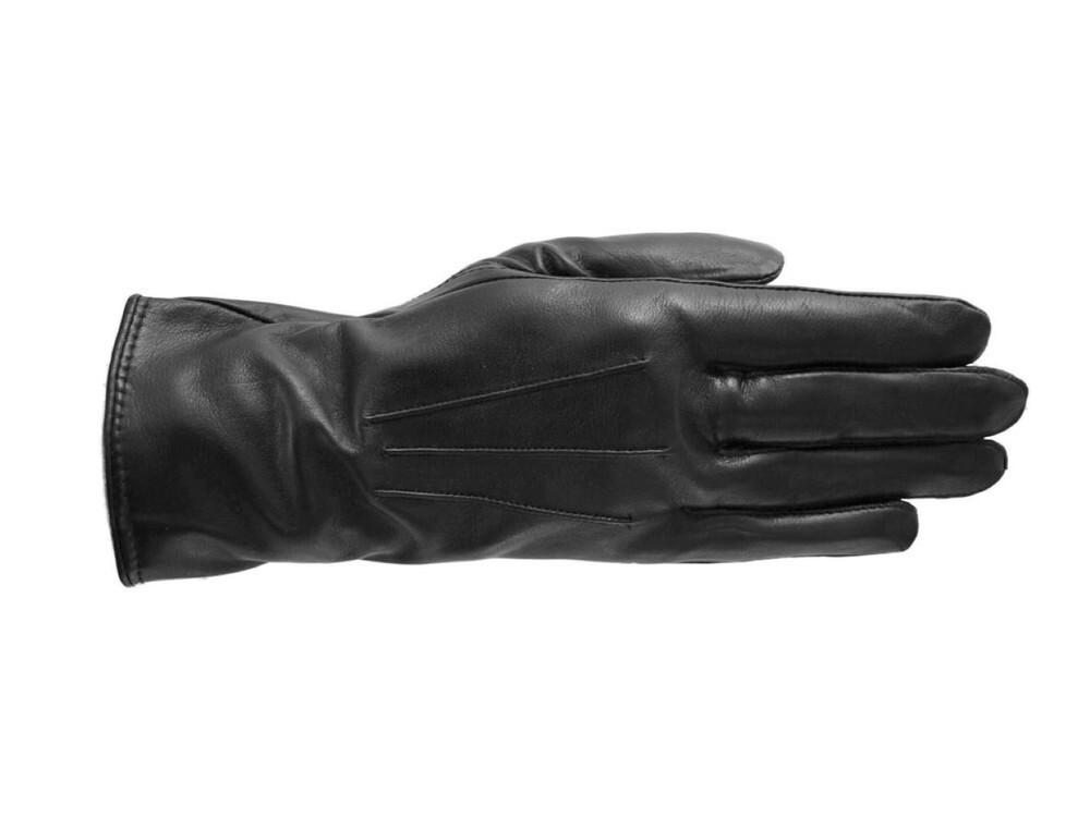 Laimböck Dames Handschoenen London Zwart Maat 7-0