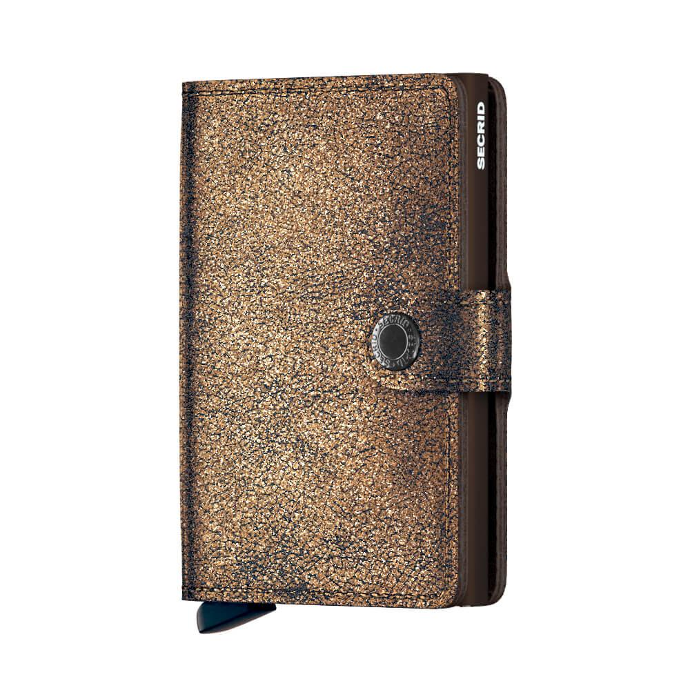 Secrid Mini Wallet Portemonnee Glamour Bronze -18559