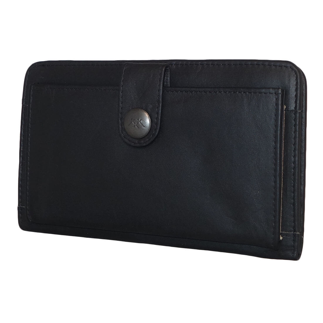49404540de2 Micmacbags RFID Portemonnee met Smartphone Vak Zwart online kopen