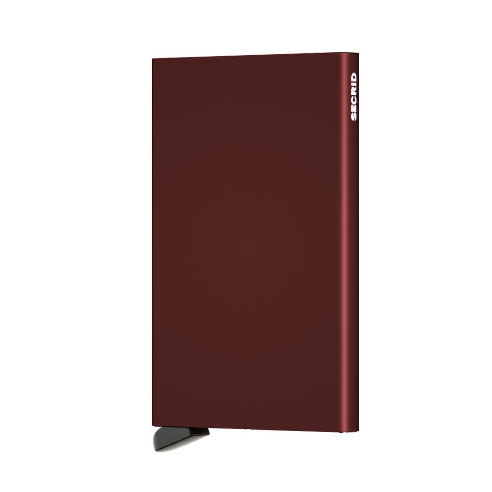 Secrid Cardprotector Kaarthouder Bordeaux-19894