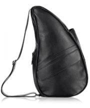 Healthy Back Bag Leather Black M