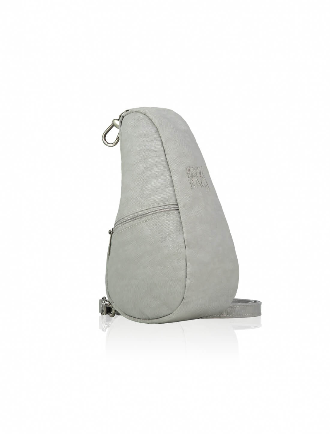 Healthy Back Bag Baglett Textured Frost Grey-21298