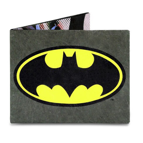 Mighty Wallet Billfold Portemonnee Batman-21009