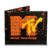 Mighty Wallet Billfold Portemonnee MTV