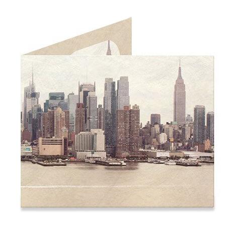 Mighty Wallet Billfold Portemonnee NYC-20994