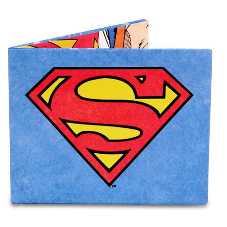 Mighty Wallet Billfold Portemonnee Superman-21004
