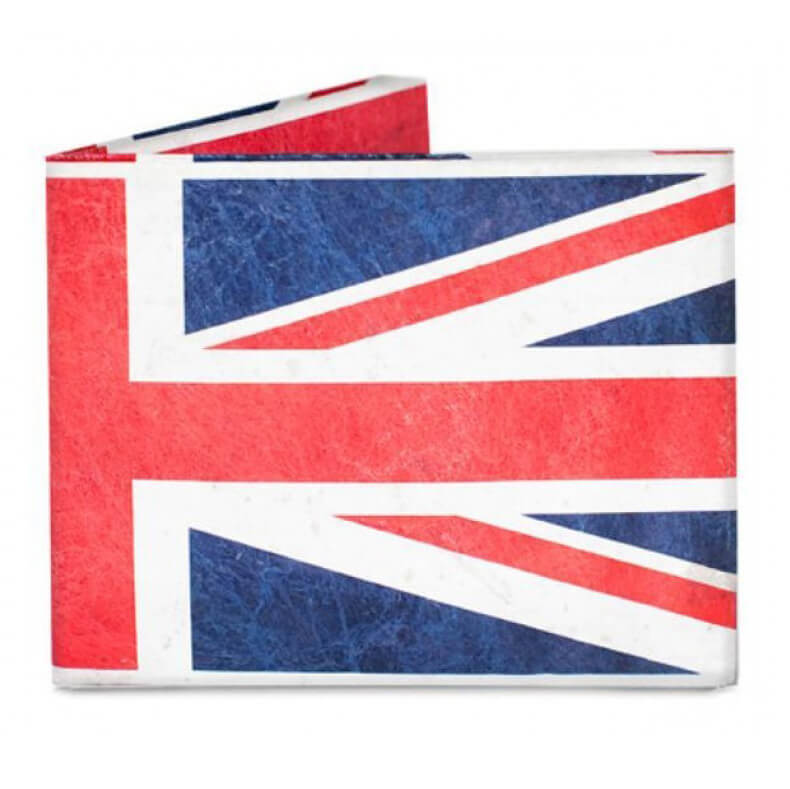 Mighty Wallet Billfold Portemonnee Engelse Vlag Union Jack -0