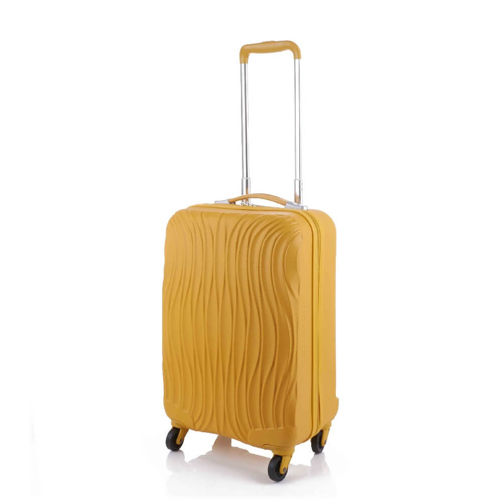 CarryOn Handbagage Koffer 55 Wave Ochre-22238